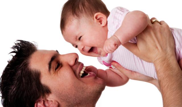 Резултат слика за tata i beba