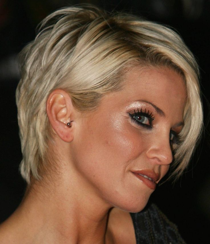 "arrives for the world premiere of ""St.Trinian's"" at The Empire Leicester Square on December 10, 2007 in London, England."