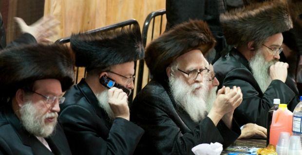 ultra-ortodoksni jevreji