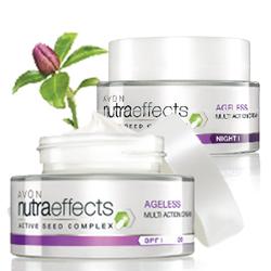 ageless nutra effects avon kreme