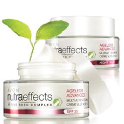 agelss advanced nutra effects avon kreme