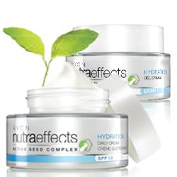 hydration nutra effects avon kreme